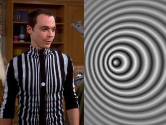 Sheldon e Efeito Doppler. Notou a semelhança?