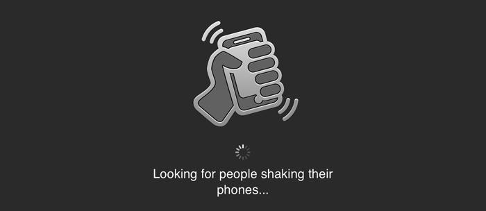 shakingphonewechat